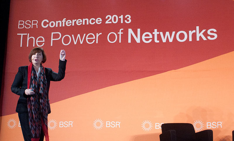 The Future of Sustainable Business: Finding Your Power in Networks
