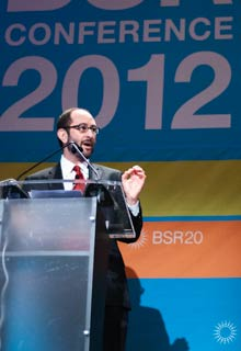 BSR Buzz: Stories from the 2012 Conference