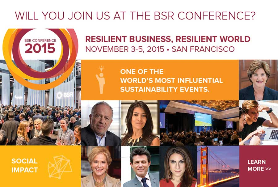 BSR Conference 2015: Learn more