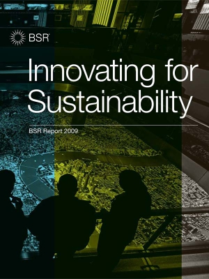 BSR Report 2009 Cover