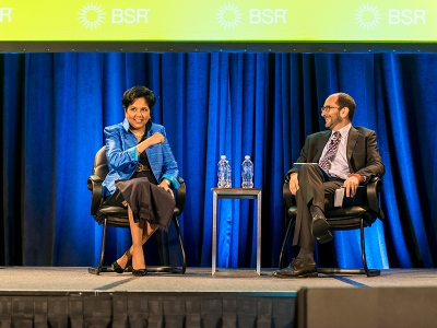 A Conversation with PepsiCo Chairman and CEO Indra Nooyi: How Do You Promote Transformation?