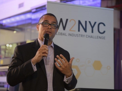 Building an Inclusive Economy: A Conversation with NYCEDC's Kyle Kimball