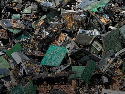 Green Electronics and the Circular Economy