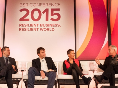 Climate Panel Explores Low-Carbon Future at the BSR Conference 2015