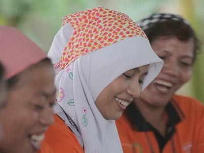 The Women Behind the Clothes: Impact Stories from HERproject Indonesia