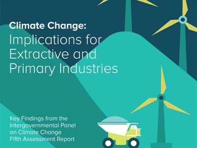 Climate Change: Implications for Extractives and Primary Industries