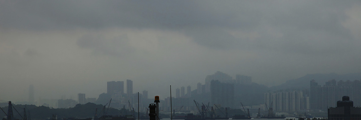 Financial Services: Talking Climate Change in Hong Kong