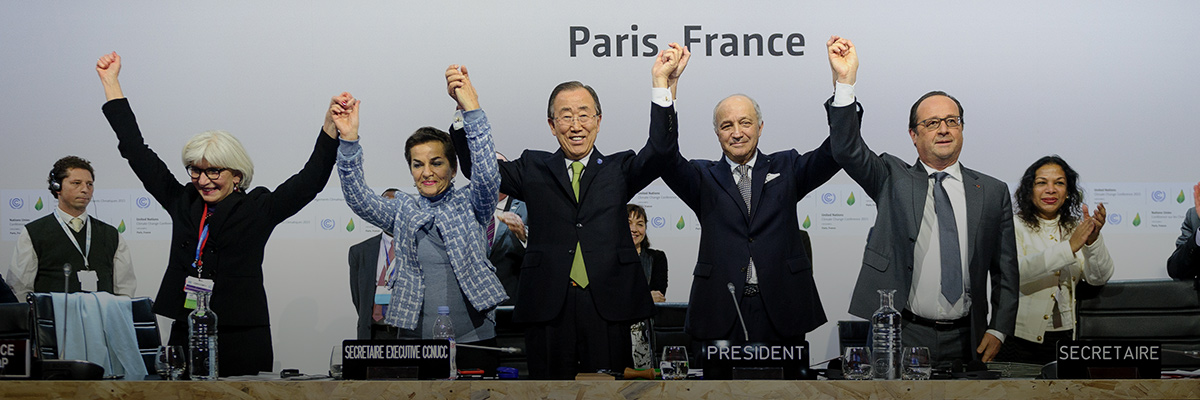 CO: The Paris Agreement: Turning an Historic Climate Framework into Action