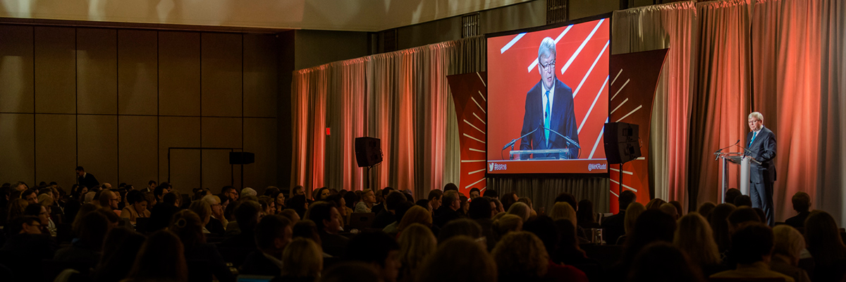 BSR Conference: The Honorable Kevin Rudd Addresses the BSR Conference 2016