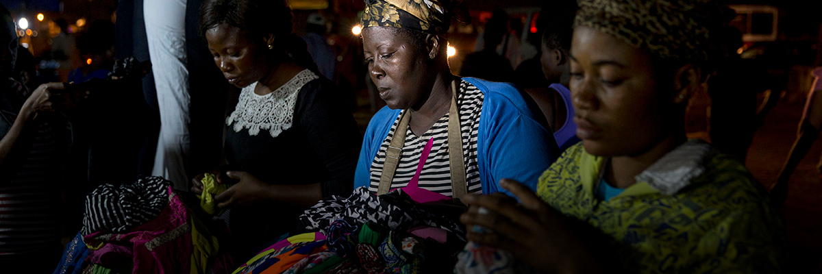 Inclusive Economy: Made in Africa: How the Apparel Sector Can Build an Ethical Sourcing Destination