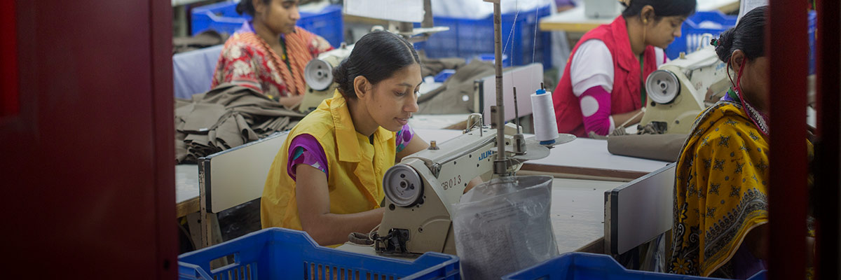 HERproject: Women in Supply Chains: On the Frontlines of COVID-19's Impact