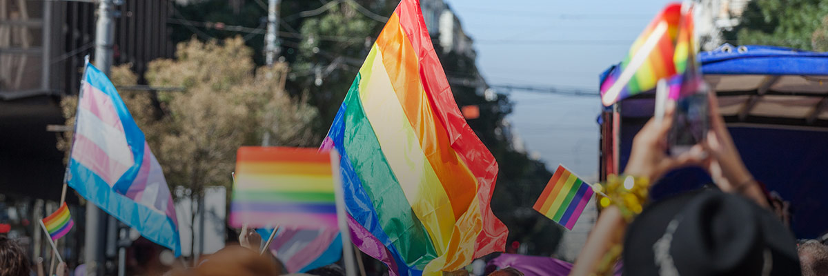 DEI: The Corporate Rainbow: Going beyond Pride Celebrations and Creating Lasting Impact