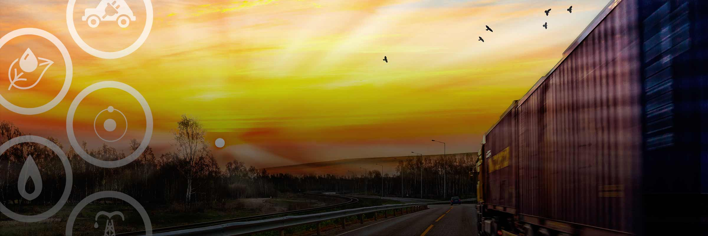 Future Of Fuels: New Briefs Outline Sustainability Impacts of Five Commercial Trucking Fuels