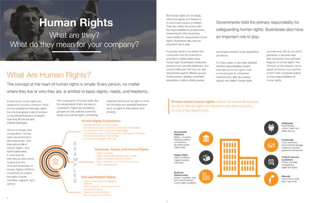 Human Rights | Areas of Expertise | BSR