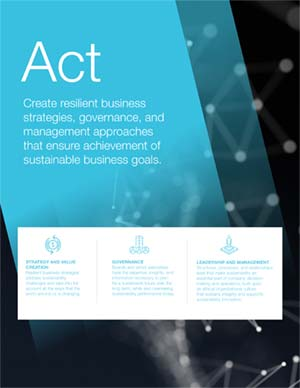 Act section report cover
