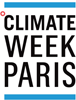 Climate Week Paris logo