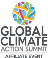 Global Climate Action Summit Affiliate Event logo