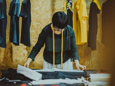 Taking a People-Centered Approach to a Circular Fashion Economy
