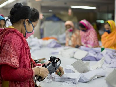 Data and Tech Acceleration in COVID-19: The Human Rights Impact on Vulnerable Garment Workers