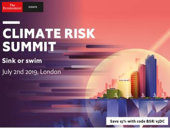 The Economist Climate Risk Summit