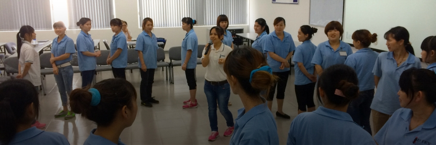 Womens Empowerment: Stories from the Factory Floor: The Women in Factories China Program