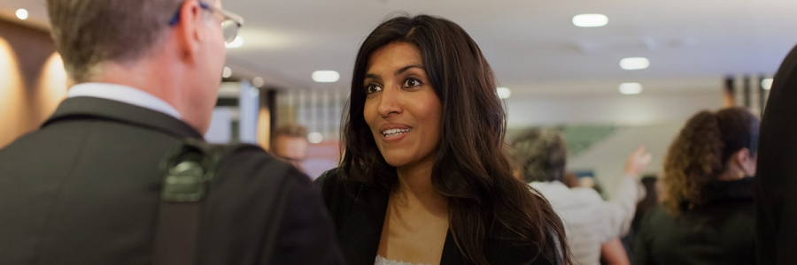 Resilience: An Interview with Leila Janah of Sama Group at the BSR Conference 2015