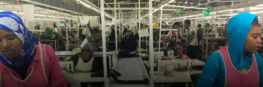 Womens Empowerment: Ethiopia's Emerging Apparel Industry: Options for Better Business and Women's Empowerment