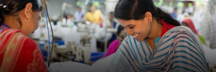 Consumer Products: Empowering Female Workers in the Apparel Industry: Three Areas for Business Action