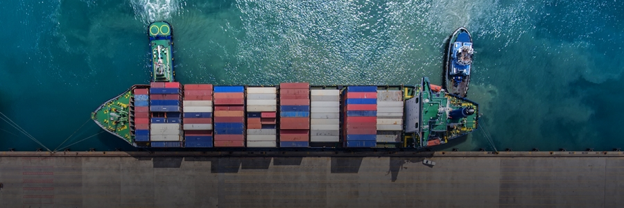 Climate Change: Clean Cargo Working Group Trade Lane Emissions Factors Report