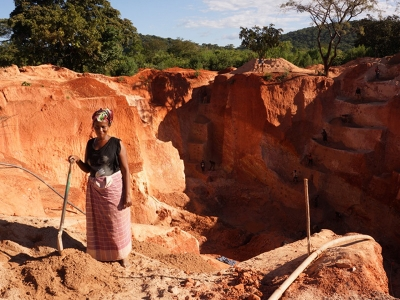 Sustainable Sourcing of Minerals in the Democratic Republic of the Congo