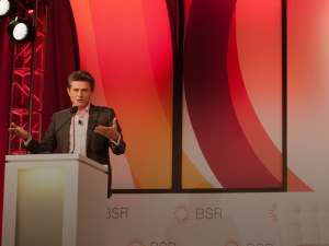 Resilience: Henri de Castries, Chairman and CEO at AXA, Highlights Resilience at the BSR Conference 2015