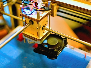 Manufacturing: 3-D Printing a More Just and Sustainable World
