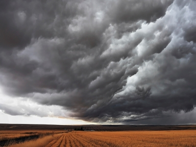 The Business Case for Aggressive Climate and Energy Action Is like a Gathering Storm