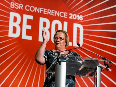 Women Deliver President and CEO Highlights Women's Empowerment at the BSR Conference 2016