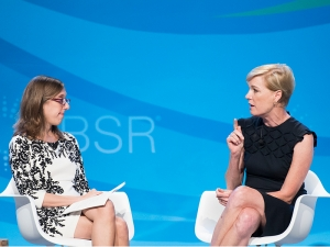 Womens Empowerment: Planned Parenthood's Cecile Richards Urges Business to Support Women's Healthcare at BSR17