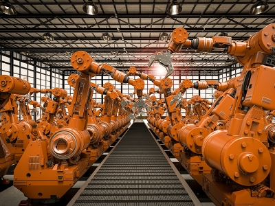 A New Era for Chinese Industry: Automation, Optimization, and Global Supply Chains