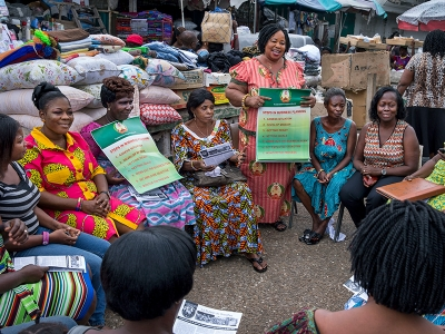 Mobile Telecommunications Industry Brief: Women's Economic Empowerment in Sub-Saharan Africa