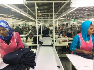 Consumer Products: Ethiopia's Emerging Apparel Industry: Options for Better Business and Women's Empowerment