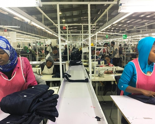 Ethiopia's Emerging Apparel Industry: Options for Better Business and Women's Empowerment
