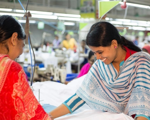 Empowering Female Workers in the Apparel Industry: Three Areas for Business Action