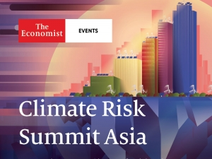 The Economist: Climate Risk Summit Asia