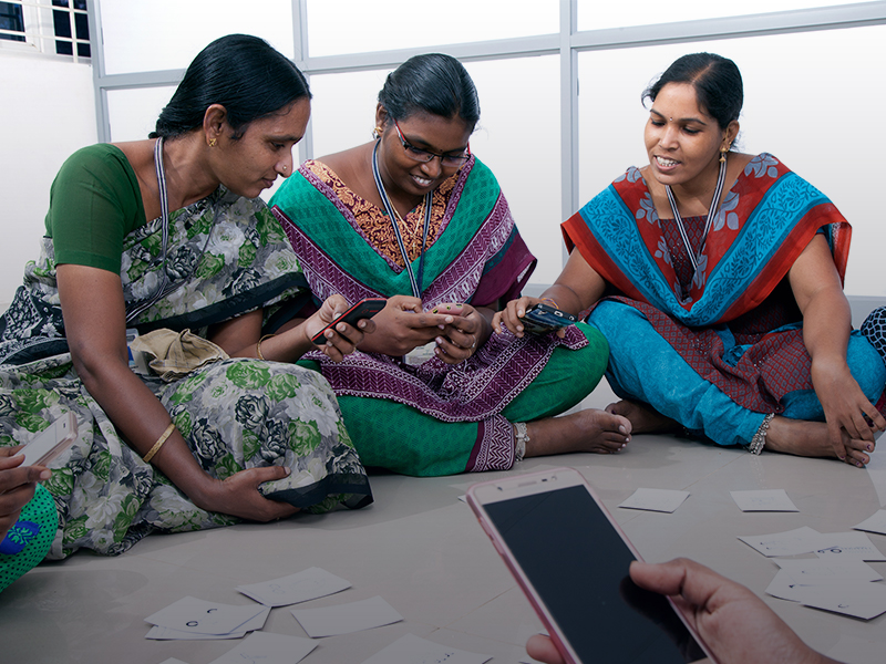 Women's Digital Inclusion: The Risks of Going Too Fast and Not Fast Enough