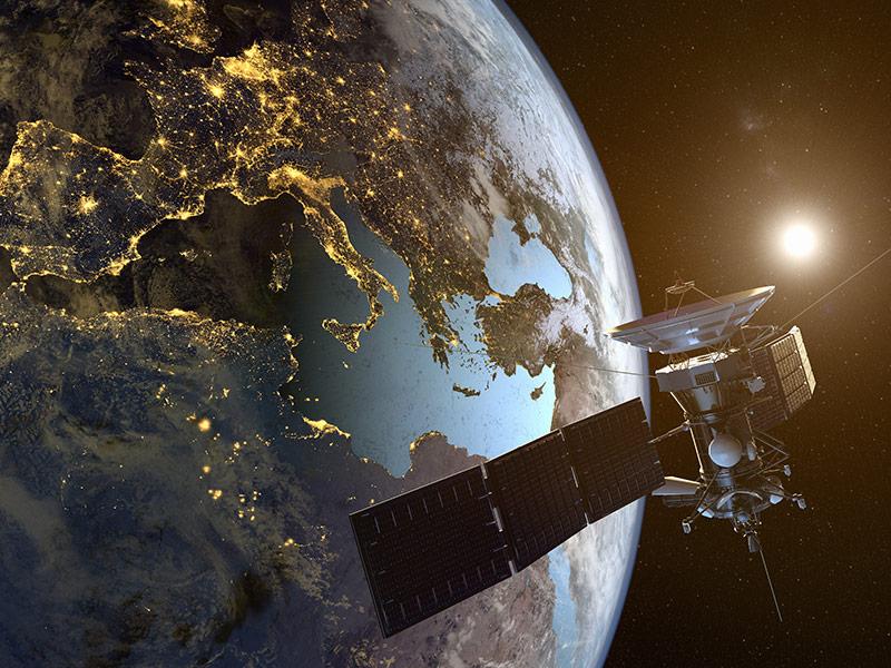 Satellites Remaking Supply Chains
